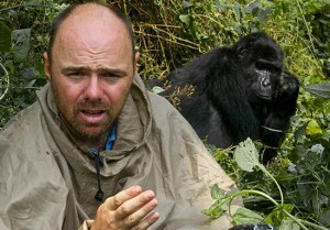 Karl and Gorilla