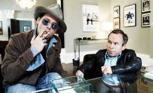 Warwick and Johnny Depp